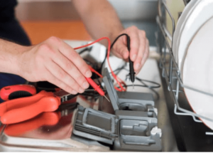How to install dishwasher